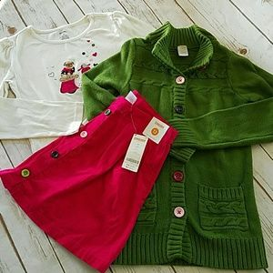 Girls Gymboree outfit ~ size 10-12